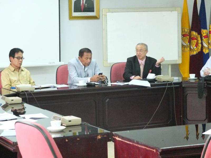 The 1st Working Group on the Multiversity in Universitas Darma Persada (Jakarta, February 5th, 2014) (images1)